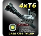 Ultrafire 4XML-T6 3000 Lumen