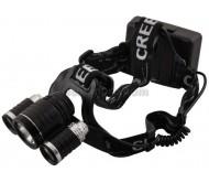 Đèn đeo trán - xe đạp LL-6633