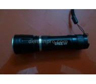 Đèn pin led zoom LC-007